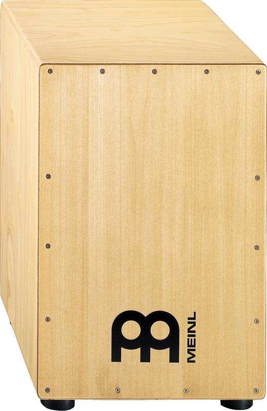 MEINL カホン ヘッドライナーシリーズHCAJ1NT headliner NATURAL Rubber Wood 11 3/4