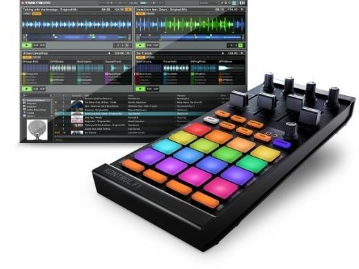 Native Instruments TRAKTOR KONTROL F1【送料無料】【ソフトウエア付属なしバージョン!】