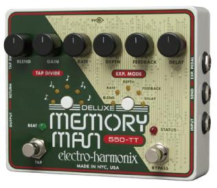 electro-harmonix Deluxe Memory Man 550TT【送料無料】