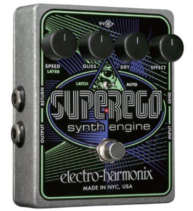 electro-harmonix SUPEREGO【送料無料】