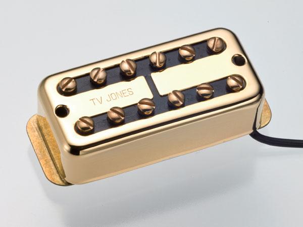 TV Jones / Power'Tron Bridge Gold (スタンダードマウント) 【送料無料】