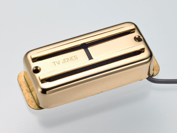 TV Jones / Super'Tron Bridge Gold  (スタンダードマウント) 【送料無料】