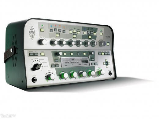 Kemper Profiling Amplifier White 【送料無料】