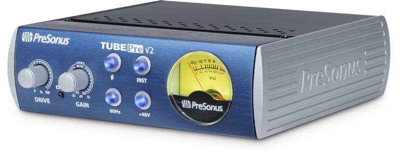 超高品質で人気の PreSonus TubePre V2【 V2【 RECORDING PRE PreSonus AMP】【送料無料 TubePre】, カグロー:9bca8ff7 --- canoncity.azurewebsites.net