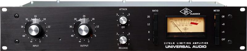 UNIVERSAL AUDIO 1176LN -Classic Limiting Amplifier-【送料無料】
