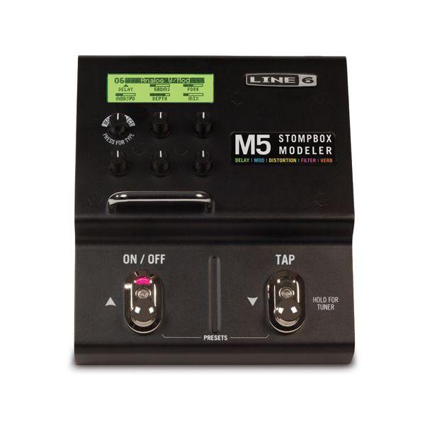 LINE6 (ライン6) M5 STOMPBOX MODELER 【送料無料】