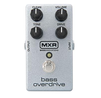 MXR M89 Bass Overdrive 【送料無料】