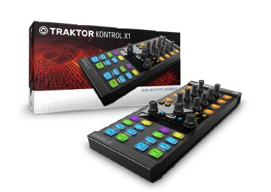 Native Instruments TRAKTOR KONTROL X1 MK2【送料無料】
