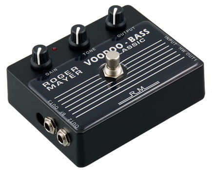 Roger Mayer Voodoo-Bass Classic【送料無料】