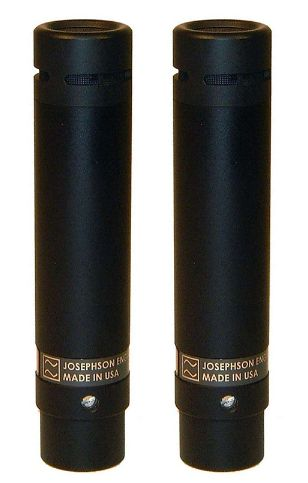 Josephson MicrophoneC42MP (C42 Matched Pair w/case)【コンデンサーマイク】【送料無料】