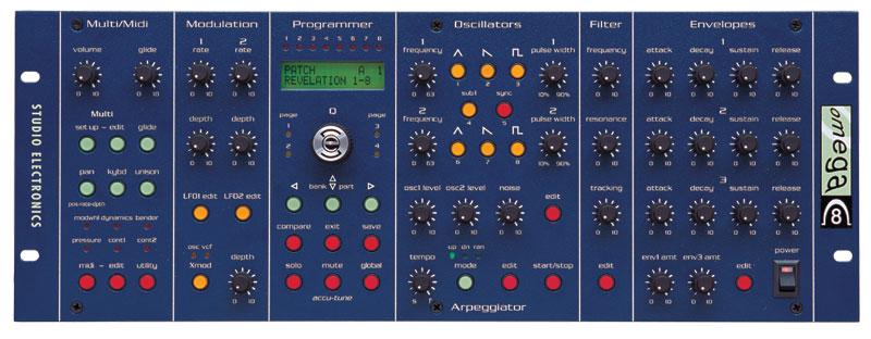 Studio Electronics OMEGA8【送料無料】