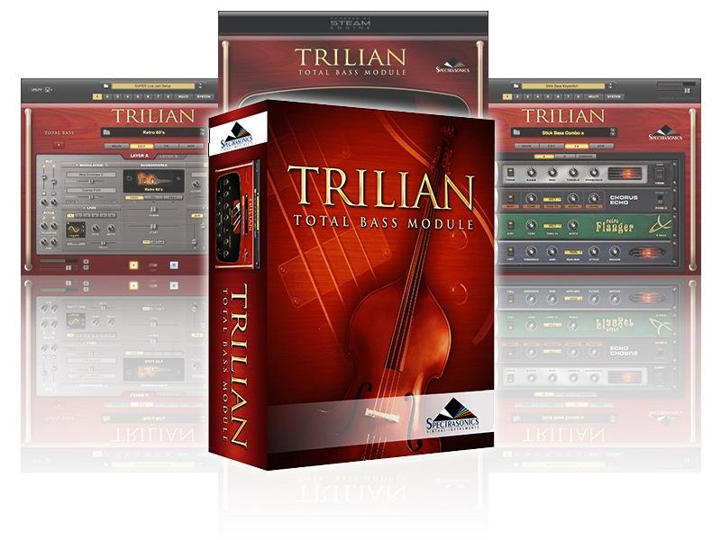 SPECTRASONICS TRILIAN USBインストーラー版 【送料無料】