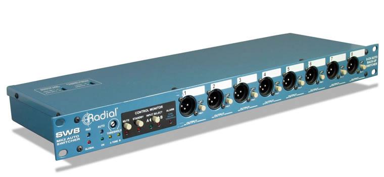 Radial SW8 MK2【国内正規輸入品】【送料無料】