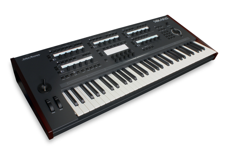 John Bowen Synth Design Solaris 【送料無料】