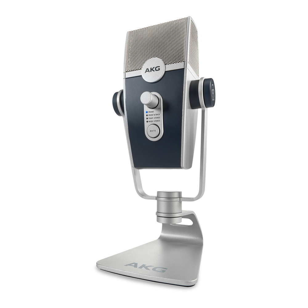 サイドアドレス型USBマイクロホン。 AKG USBマイクロホン Lyra-Y3 【あす楽対応_関東】