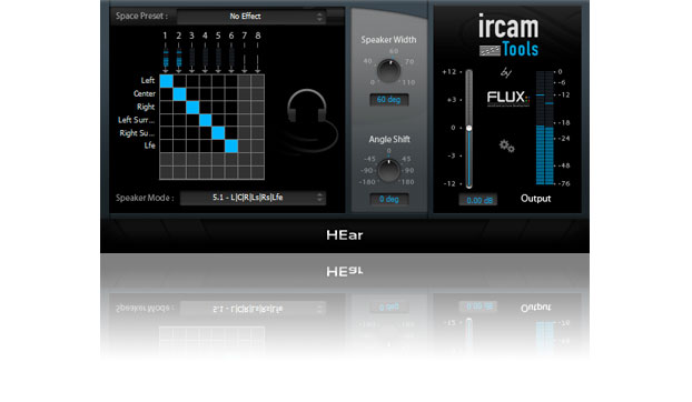 Flux:: IRCAM HEar v3【ダウンロード版 メール納品】