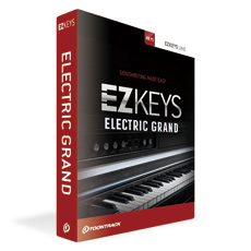 TOONTRACK EZ KEYS - ELECTRIC GRAND