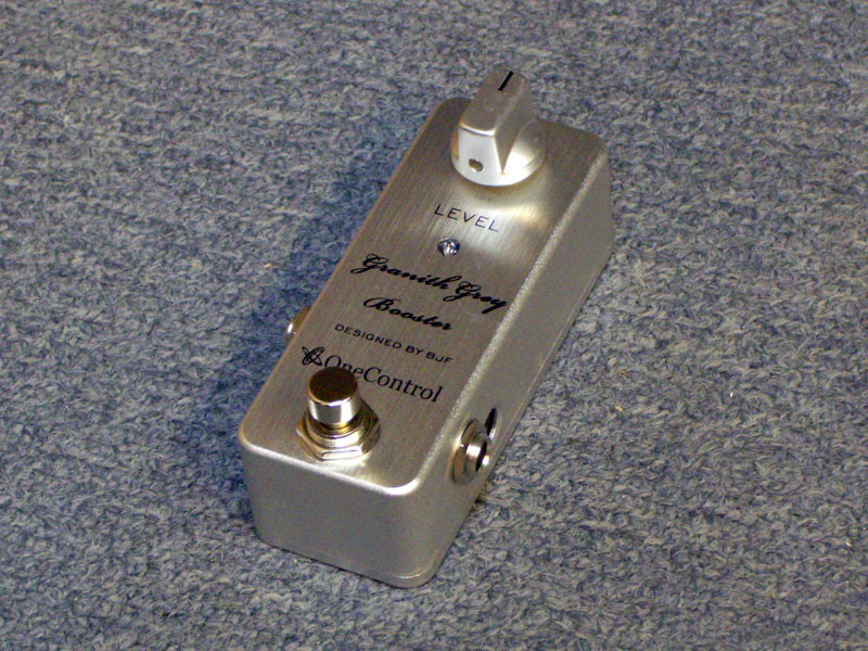 One Control (OneControl) Granith Grey Booster