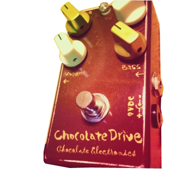 Chocolate Electronics Chocolate Drive【送料無料】