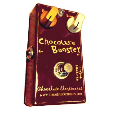 【最安値挑戦】 Chocolate Electronics Chocolate Booster Chocolate【送料無料 Chocolate】, 鹿追町:302b0dbb --- mundoacademico.com.co