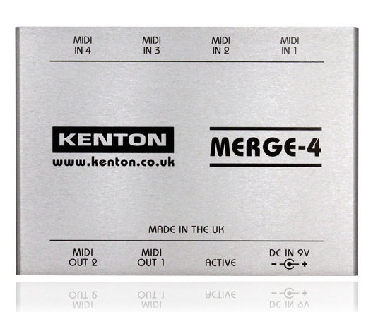 KENTON MERGE-4【 スタジオクオリティ向上計画 】【送料無料】