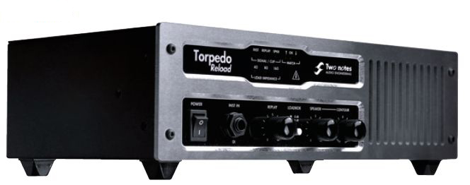 Two notes Torpedo Reload 【送料無料】