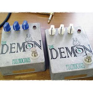 Fuzzrocious Pedals The Demon 【送料無料】