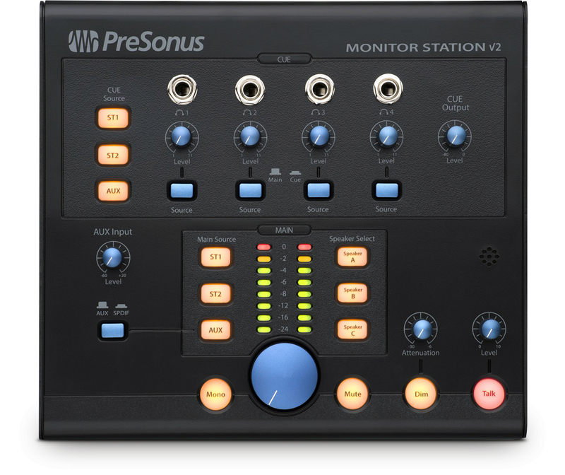 PreSonus Monitor Station V2 【送料無料】