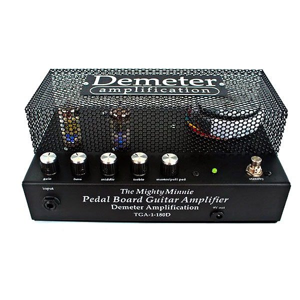 Demeter Amplifications The Mighty Minnie (TGA-1-180D)【送料無料】