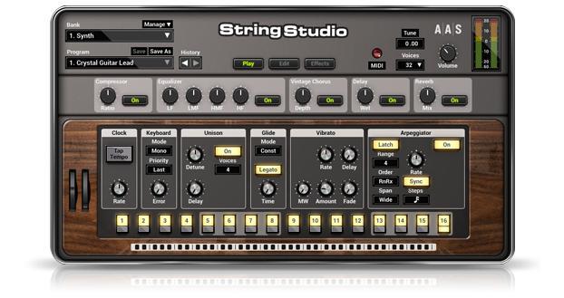 String Studio VS-2 【パッケージ販売商品】【送料無料】