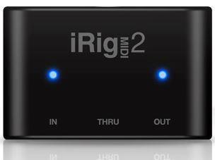 IK Multimedia iRig MIDI 2 【 Invitation to iPhone 】