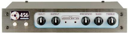 Roger Mayer 456 Stereo2CHアナログ・テープ・シミュレーター【 スタジオクオリティ向上計画 】【送料無料】