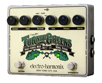 品揃え豊富で electro-harmonix TURNIP GREENS【送料無料】【送料無料 GREENS】, ヤシロチョウ:0008bafa --- canoncity.azurewebsites.net