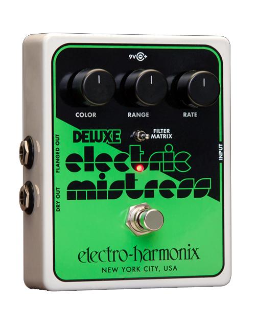 electro-harmonix DELUXE ELECTRIC MISTRESS XO【送料無料】