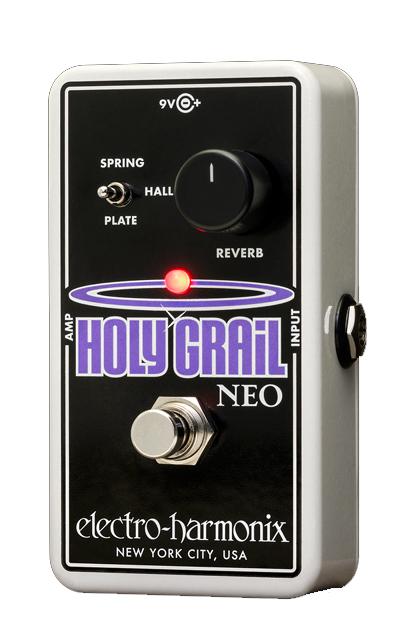 最新最全の electro-harmonix HOLY NEO【送料無料】 HOLY GRAIL NEO【送料無料 GRAIL】, Golder ゴールダー:0017102b --- canoncity.azurewebsites.net