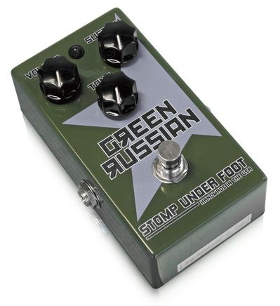Stomp Under Foot Green Russian 【送料無料】
