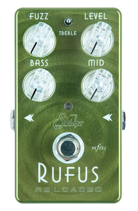 Suhr Rufus Reloaded 【送料無料】