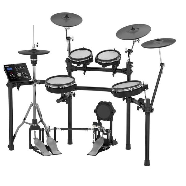 電子ドラム ローランド Roland V-Drums TD-25KV-S (ハイハットスタンド、ペダル別売り)【送料無料(離島を除く)】