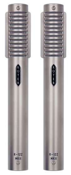 Royer Labs R-122 mk2 Matched Pair【送料無料】