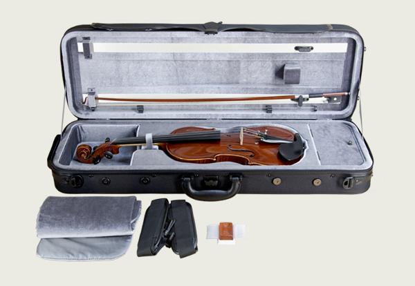No.500(サイズは4/4のみとなります) Outfit 【送料無料】 Violin 鈴木バイオリン SUZUKI