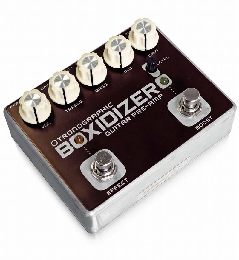 Tronographic Boxidizer 【送料無料】