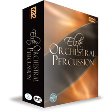 VIR2 ELITE ORCHESTRAL PERCUSSION / BOX 【送料無料】