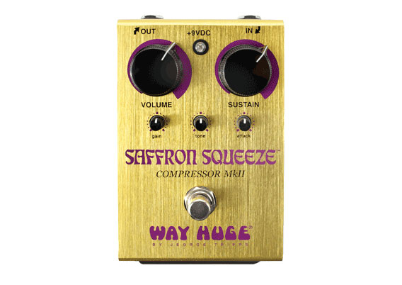 Way Huge Saffron Squeeze MkII 【送料無料】