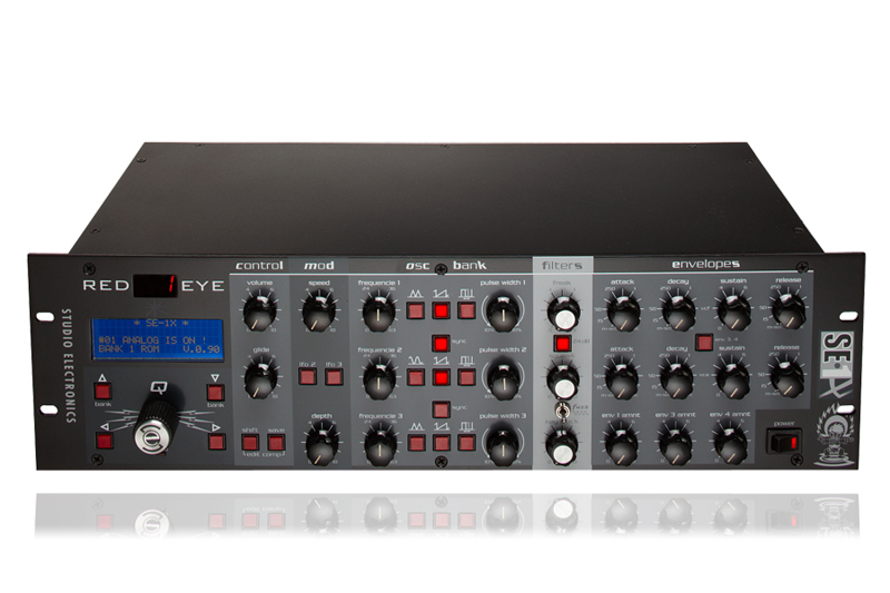 Studio Electronics SE-1X Red Eye 【送料無料】