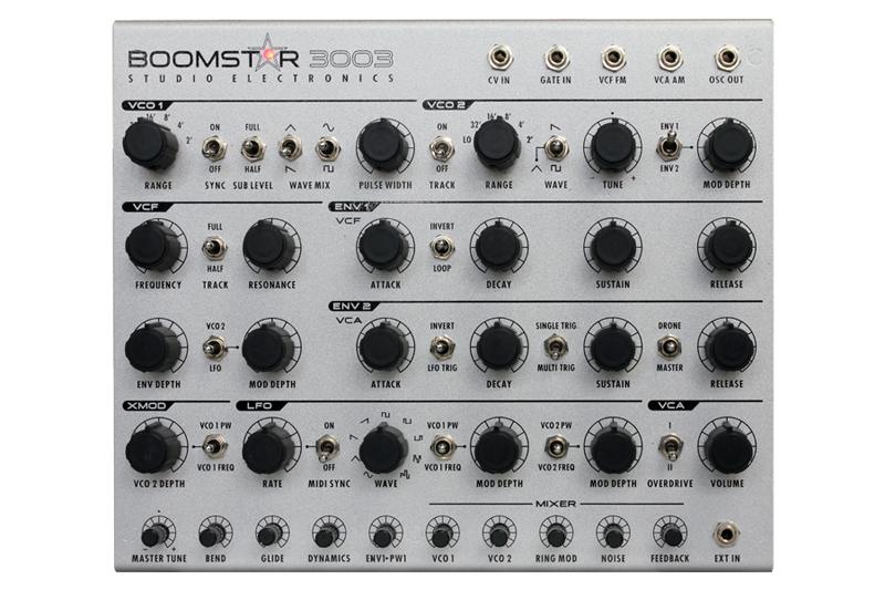 Studio Electronics BoomStar 3003 【送料無料】