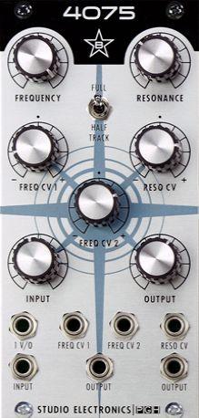 Studio Electronics Boomstar Modular 4075【送料無料】