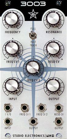 【超目玉】 Studio Modular Electronics Boomstar Modular Studio Electronics 3003【送料無料】, 耶麻郡:c12d7968 --- canoncity.azurewebsites.net