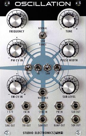 Studio Electronics Boomstar Modular Oscillation【送料無料】