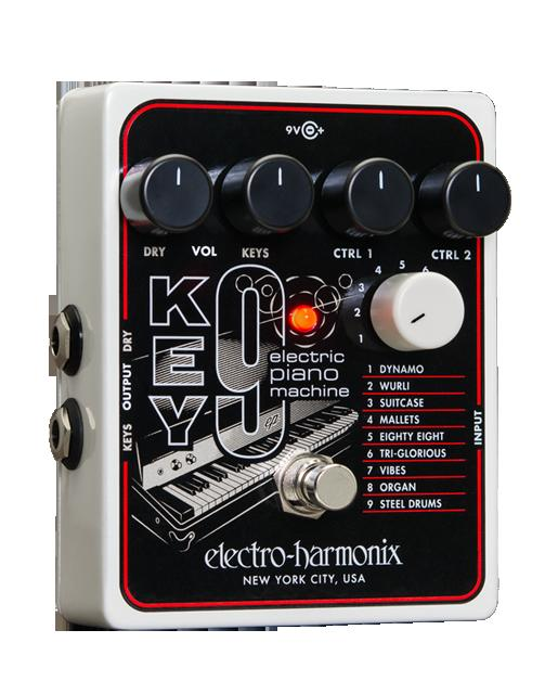 electro-harmonix KEY9 Electric Piano Machine【送料無料】