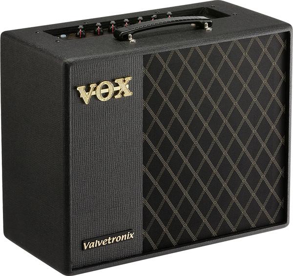 ギターアンプ ヴォックス VOX VT40X 【40Wコンボアンプ】【送料無料】